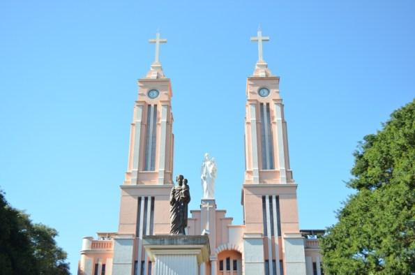 Catedral São José em Campo Mourão