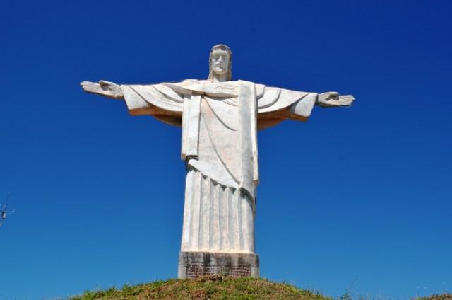 Cristo redentor de Corumbatai do Sul