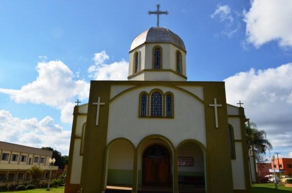 Igreja Ucraína em Roncador