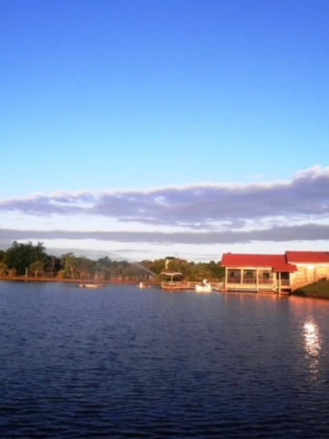 Parque do Lago de Boa Esperança