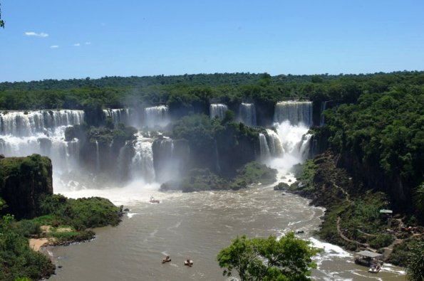 Foz do Iguaçú cataratas