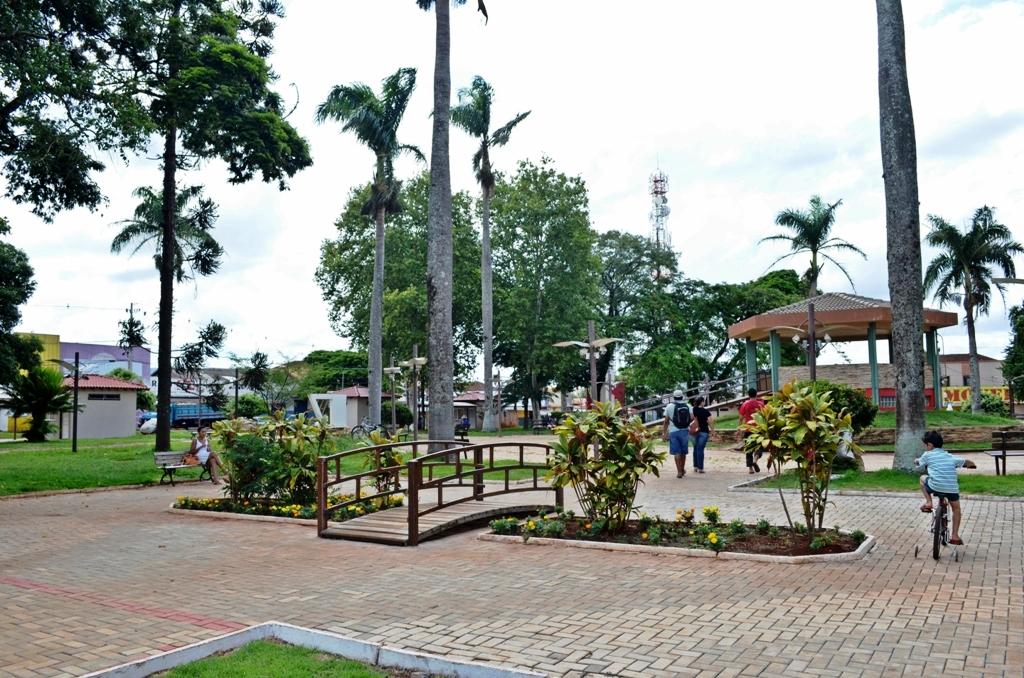 Praça João XXIII - Campina da Lagoa