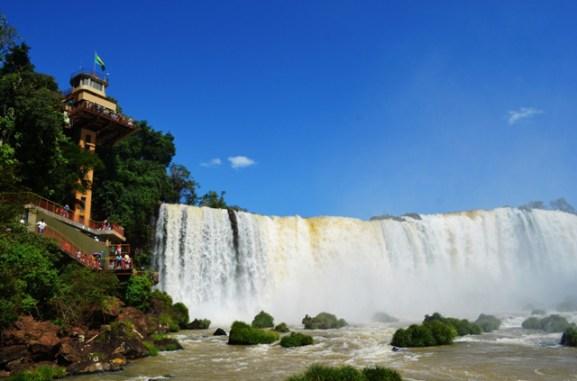 Foz do Iguaçú cataratas