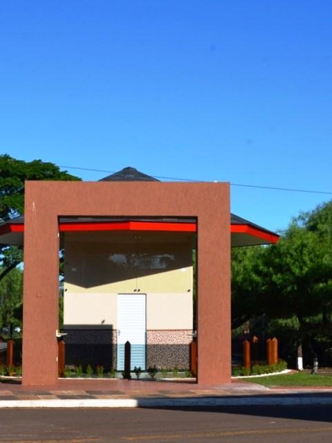 Praça em Engenheiro Beltrão
