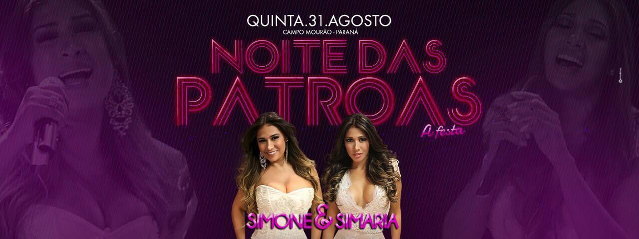 Simone & Simaria - Campo Mourão