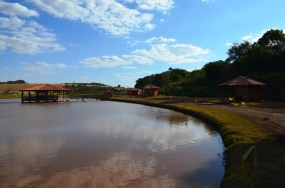 Parque do lago de Farol