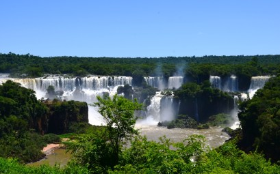 Foz do Iguaçu - Cataratas