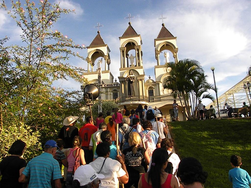 Turismo religioso sustentável