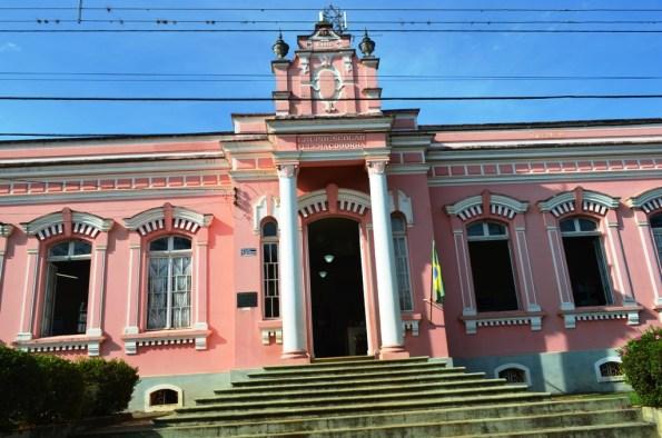 Biblioteca - Tibagi-PR