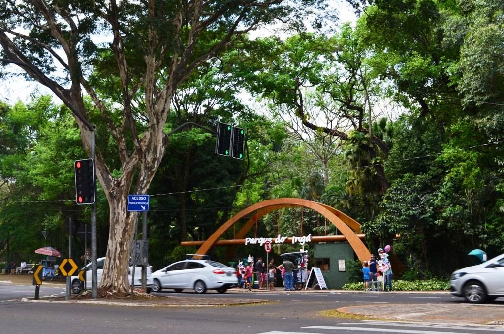 Parque do Ingá em Maringá-PR