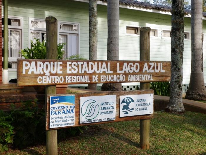 Vamos pro Parque Lago Azul?