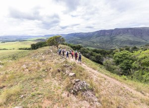 Trekking na Serra da Babilônia