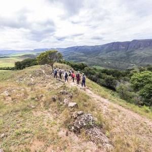 trekking na Babilonia Serra da canastra