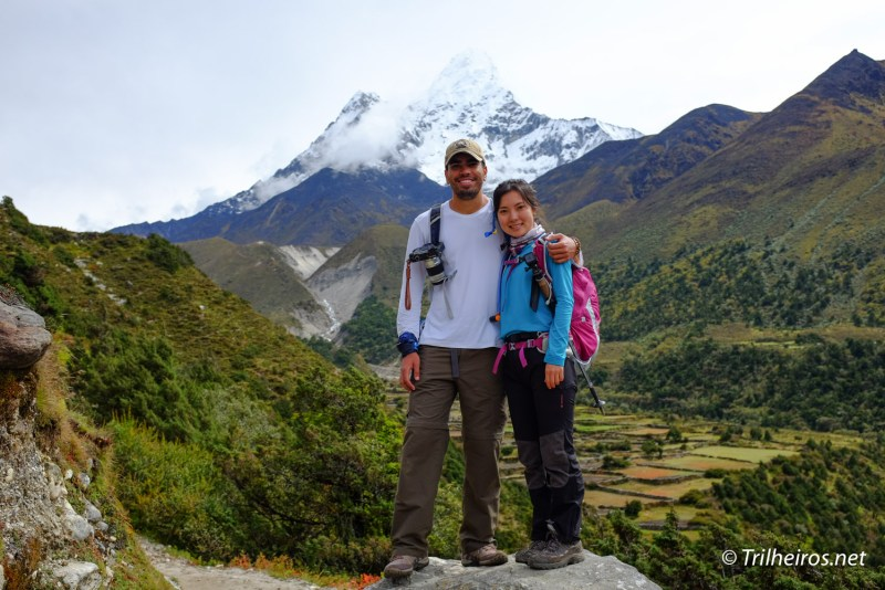 Trilheiros no Trekking ao Campo Base do Everest | Blog Trilheiros