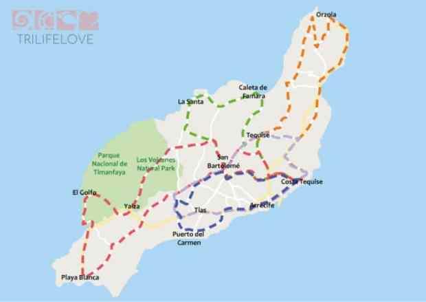 Triathlontraining Lanzarote