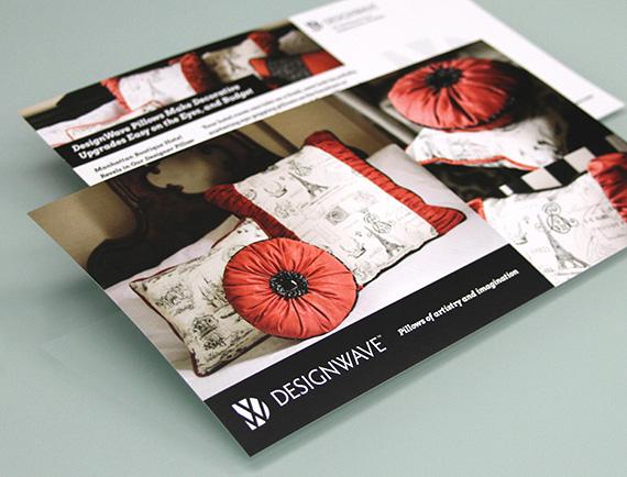 DesignWave Promotional Postcard Design For Hotels