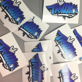 Click To Purchase Trillvo Stickers