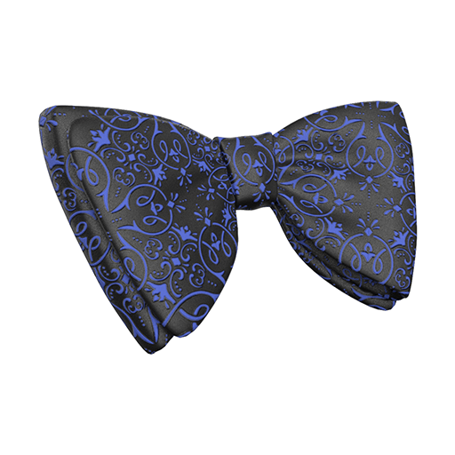 Tie Goth Blue