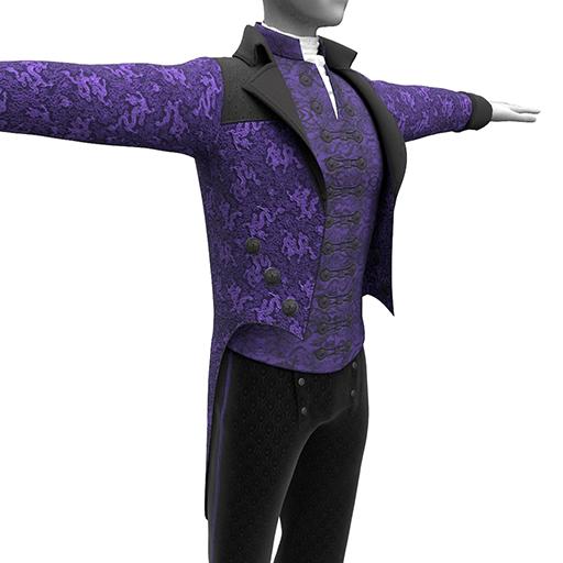 BlakOpal Levant Suit in SineSpace