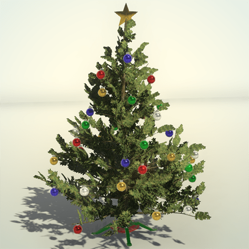Deluxe Holiday Tree