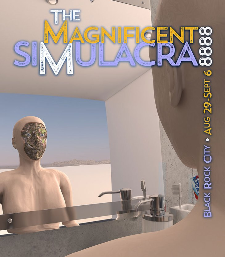 The Magnificent Simulacra