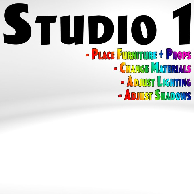 Studio 1 Photographer's Region