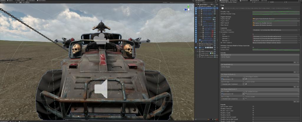 DexSoft Talks About Making Vehicles