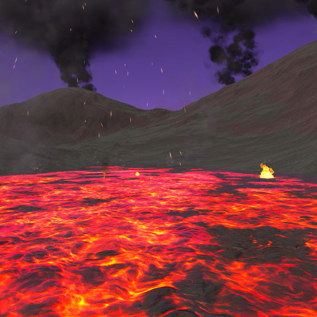 Lava Lake Early