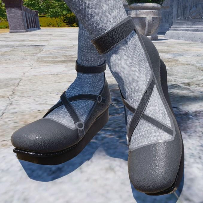 Grey Platforms