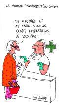 Pharmaco buralisterie