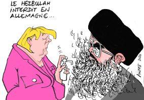le Hezbollah interdit en Allemagne
