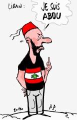 Le Liban est Abou