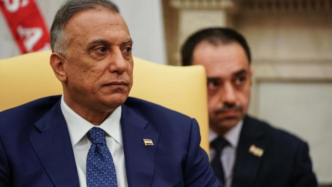 Iraqi government spokesman resigns from Al Kadhimi's government