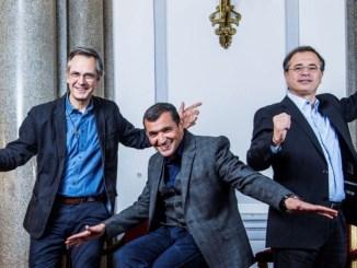 Ensemble - Liberté : Un juif, un chrétien et un musulman chantent ensemble pour la liberté