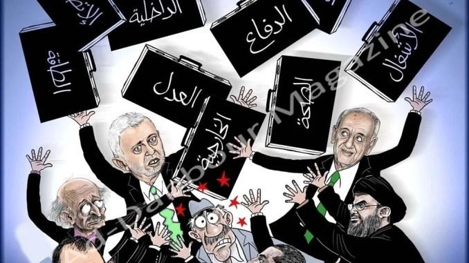 Ad-Dabbour, la saga familiale du plus vieux journal satirique libanais