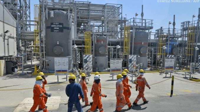 L'Arabie saoudite a un plan audacieux pour prendre le contrôle du marché à 700 milliards de l'hydrogène