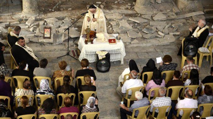 Qui sont les chrétiens d'Irak?