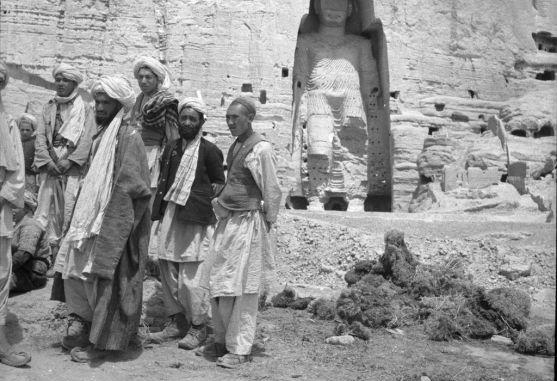 Regard sur Bamiyan, les Bouddhas assassinés