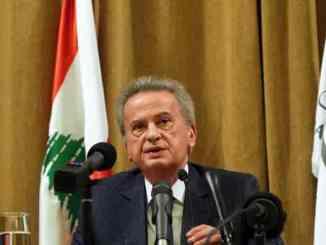 Riad Salamé: «La Banque centrale reste le dernier pilier solide du pays»