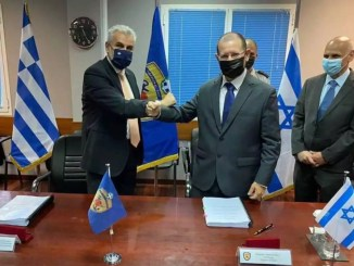 Greece and Israel sign largest defense deal