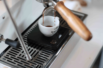 Acaia Lunar Weighing Espresso