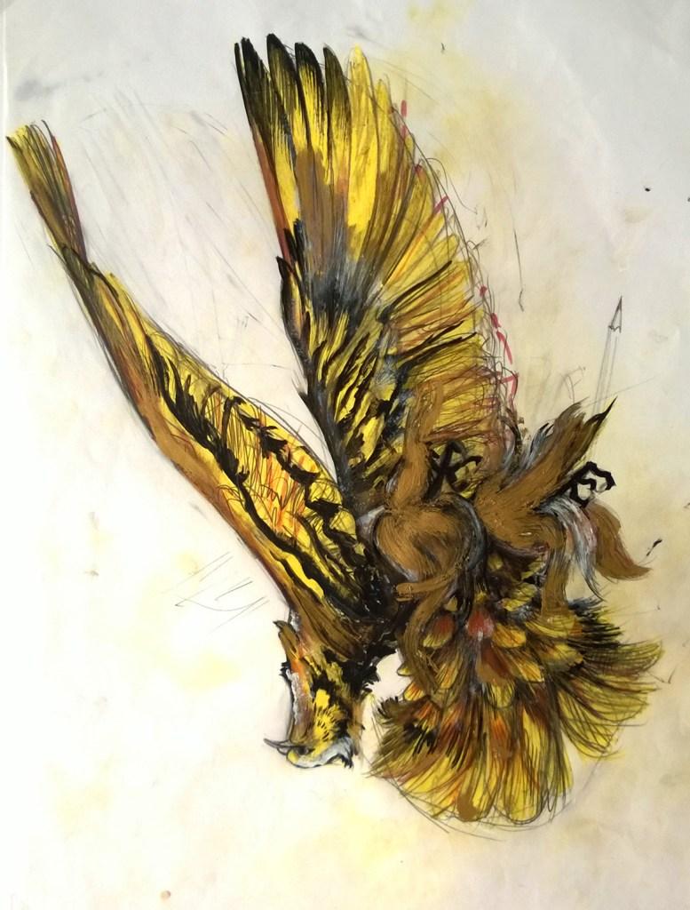 Tiger Pigeon On the verge un imponente progetto artistico di Marco Papa