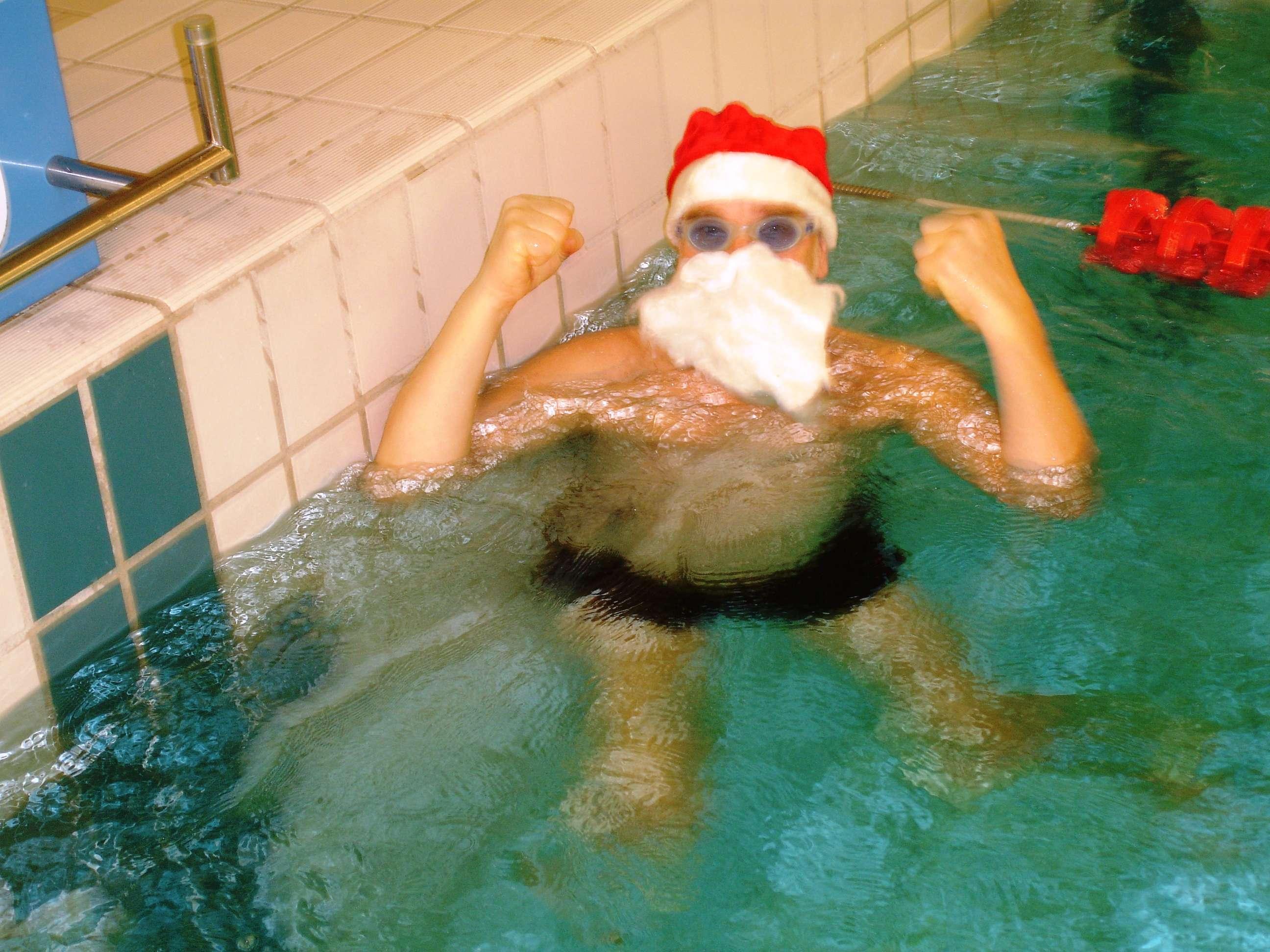 Swim Training restarts…