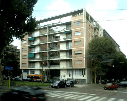 ルスティチ集合住宅