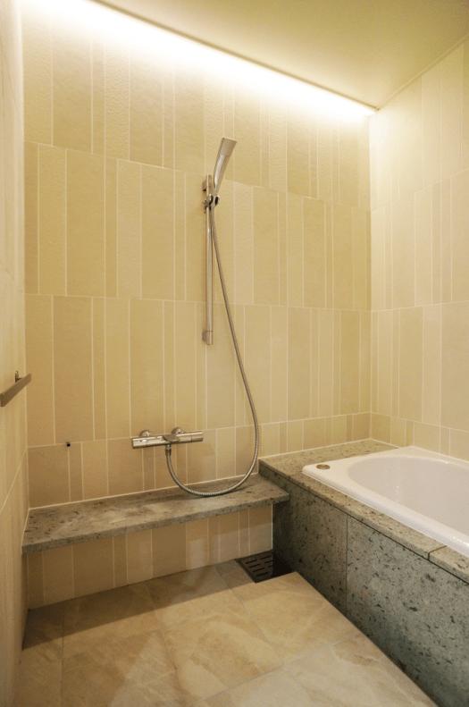 バスルームのリフォーム