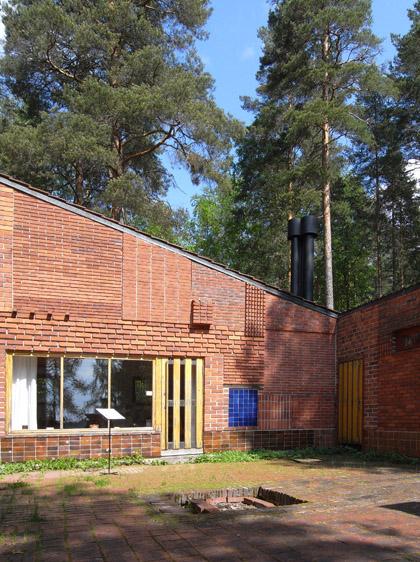 アルヴァ・アアルトの夏の家