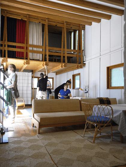 アルヴァ・アアルトの夏の別荘