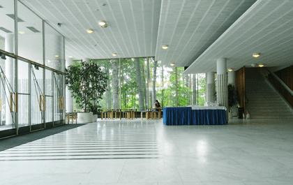 ユヴァスキュラ教育大学講堂