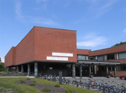 アアルト大学図書館