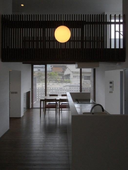 日開野の家